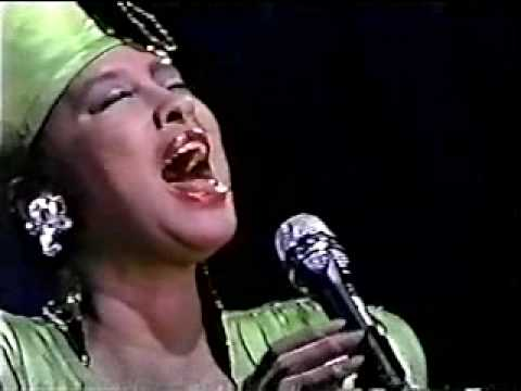 Phyllis Hyman You just dont know Live!!