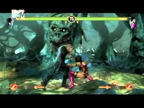 Икона Видеоигр  Mortal Kombat (MK9) №7 www.TorFiles.ru