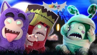 Video Oddbods | Party Monsters | Halloween Cartoons For Kids | ओडबोड्स पार्टी मॉन्स्टर MP3, 3GP, MP4, WEBM, AVI, FLV Desember 2018