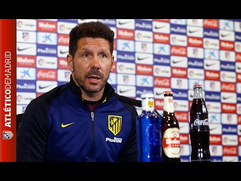 "Simeone: ""Necesitamos Al Jugador Número 12""