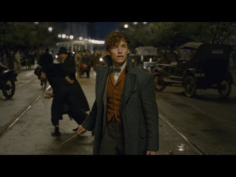 Fantastic Beasts: The Crimes of Grindelwald - Official Comic-Con Trailer (видео)