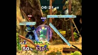 """That is Ganondorf!"" a combo video by Renth!"