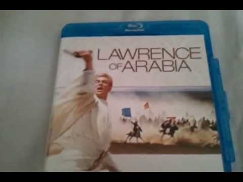 Lawrence Of Arabia (1962) - Blu Ray Review And Unboxing