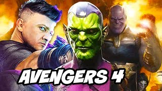 Video Avengers 4 Why Hawkeye Becomes Ronin and Thor Teaser Explained MP3, 3GP, MP4, WEBM, AVI, FLV Oktober 2018