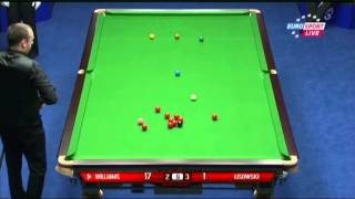 Mark Williams - Jack Lisowski (Full Match) Snooker Wuxi Classic 2013 - Round 2