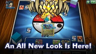 http://bit.ly/1Q5twA1 The Pokémon TCG Online is about to get one of its biggest updates ever! Virtually every bit of the match...