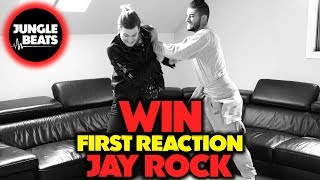 JAY ROCK - WIN REACTION/REVIEW (Jungle Beats)