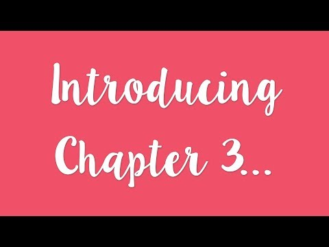 Introducing Chapter 3 - Sizzix