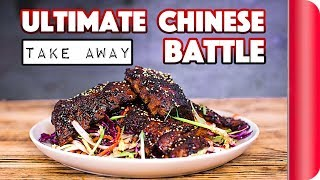 The ULTIMATE CHINESE 'TAKE AWAY' BATTLE by SORTEDfood