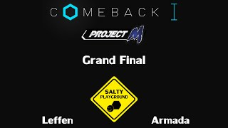Leffen (Mewtwo) vs Armada (Pit) – PM Grand Finals in Finland