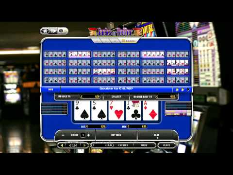 Jacks or Better - This is your basic Video Poker game in which everything above a pair of tens is a win. Return percentage: 99.54% Deck: standard 52 cards Hands: 1, 4, 10, 25 ...