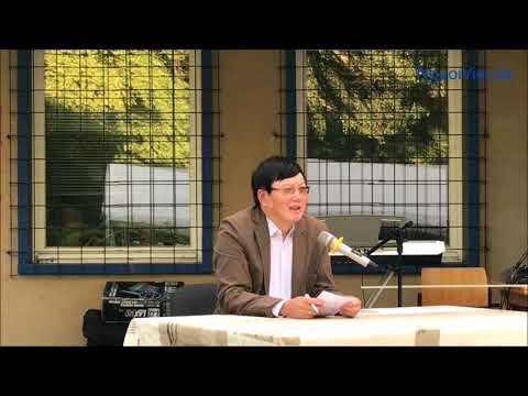 Đại sứ Nguyễn Hữu Tráng trả lời câu hỏi về vụ Trịnh Xuân Thanh