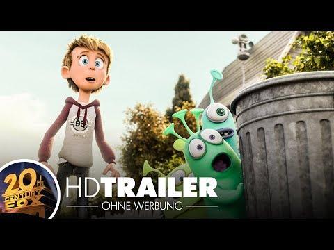 Luis & Die Aliens | Offizieller Trailer