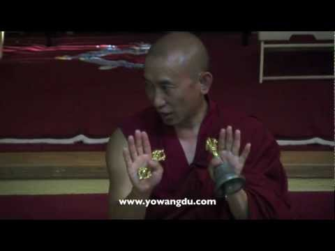Hand Mudras: How to use the Vajra and Bell