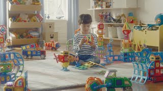Magformers Fall 2015 Commercial