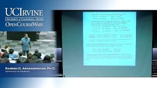 General Chemistry 1C. Lecture 25. Chemical Kinetics Pt. 4.