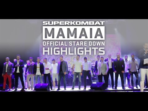 Superkombat Mamaia - Official stare down highlights
