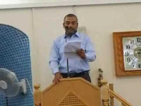 الشيخ عبد الكريم مصري ،الظُلم ظُلمات وحُرمة إعانة الظالم2