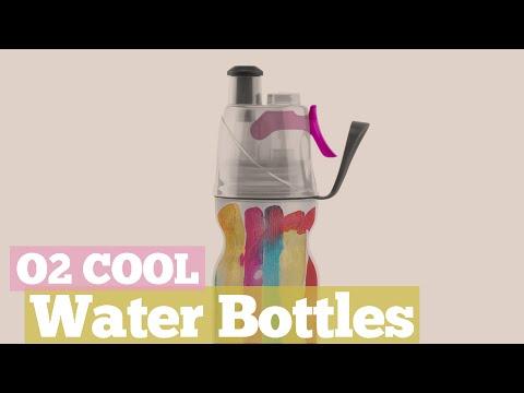O2 Cool Water Bottles // 12 O2 Cool Water Bottles You've Got A See!