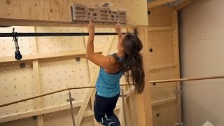 Fanny Is Bouldering And Facing Her Fears! by Eric Karlsson Bouldering