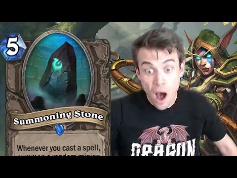 (Hearthstone) The Might of Summoning Stone