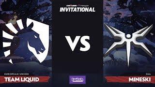 Team Liquid против Mineski, Вторая карта, Playoff SL i-League Invitational S4