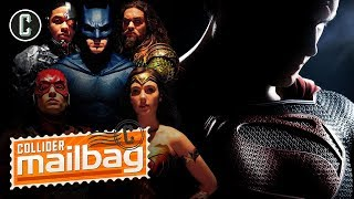 Would You Rather See the Snyder Cut or Man of Steel 2? - Mailbag by Collider