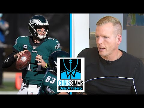 NFL Week 2 Game Review: Rams vs. Eagles | Chris Simms Unbuttoned | NBC Sports