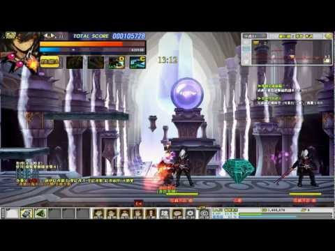 Elsword - Lv.38 Weapon Taker Henir's Space with crazy potion