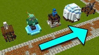 Minecraft But It's Fallen Kingdom Tower Defense