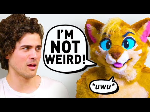 I spent a day with FURRIES (face reveal)