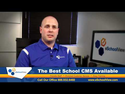 Teacher Portal Software – Education CMS – Mobile View – Education Software