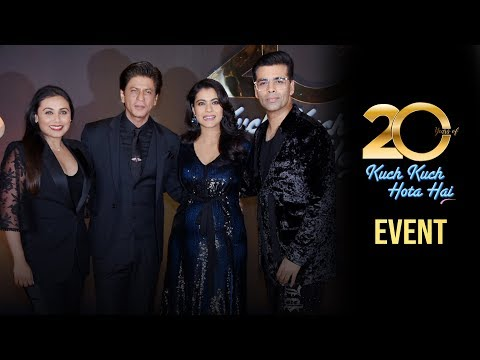 Celebrating 20 Years Of Kuch Kuch Hota Hai | Karan Johar | Shah Rukh Khan | Kajol | Rani
