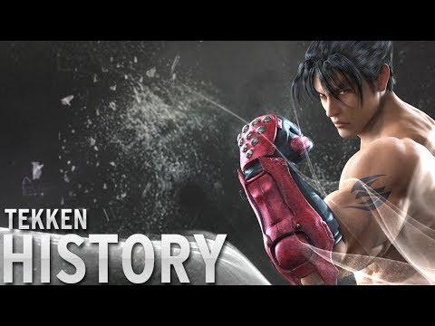 Tekken - 1. Tekken (1994) 2. Tekken 2 (1995) 3. Tekken 3 (1997) 4. Tekken Card Challenge (1997) 5. Tekken Tag Tournament (1999) 6. Tekken 4 (2000) 7. Tekken Advance (...