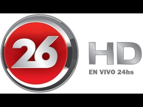 Live-TV: Argentinien - Canal 26 EN VIVO - Livestream