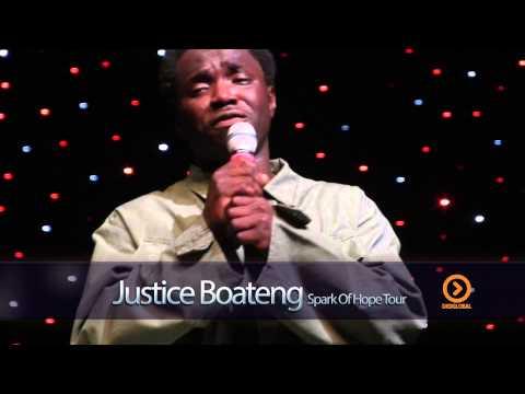 Burning Stones - Justice Boateng & Tosinger (Spark of Hope Concert)