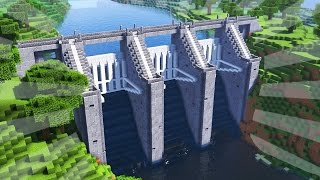 Video How To Build a WATER DAM in Minecraft (CREATIVE BUILDING) MP3, 3GP, MP4, WEBM, AVI, FLV Oktober 2017