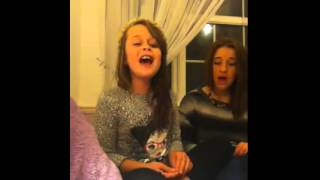 9 year old singing adele rolling in the deep - YouTube
