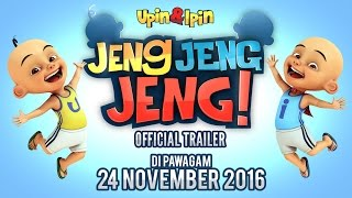 Nonton Official Trailer Upin   Ipin Jeng  Jeng  Jeng  Film Subtitle Indonesia Streaming Movie Download