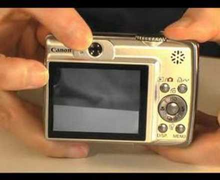 Cameras.co.uk Video Review of the Canon Powershot A560