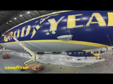 Goodyear s Blimp Build