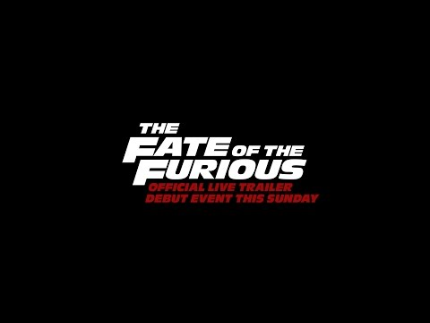 The Fate of the Furious (Sneak Peek)