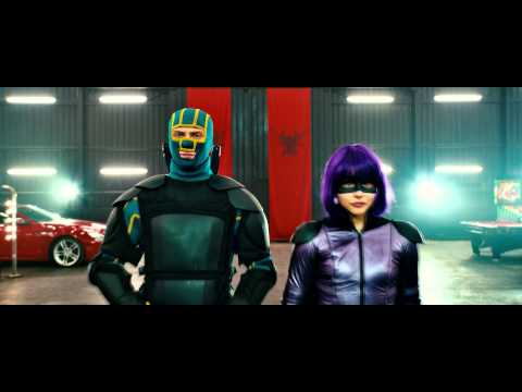 "KICK ASS 2 (2013). SPOT TV ""REAL HEROES"""