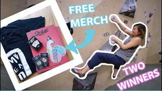 Climbing Giveaway! ! by Bouldering DabRats