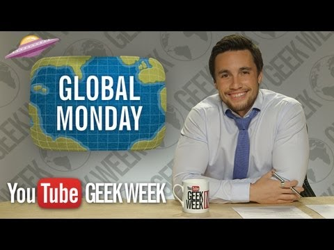 Geek Week: Global Geekery Monday