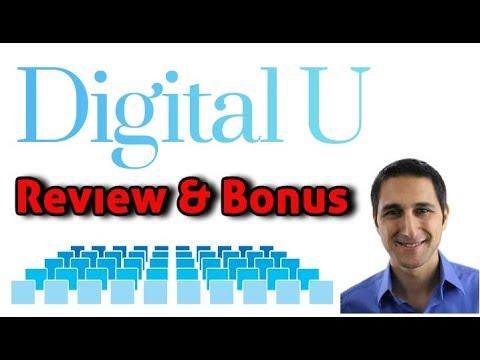 No BS Digital U Review and Bonus