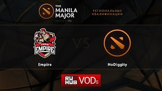 DiG vs Empire, game 3