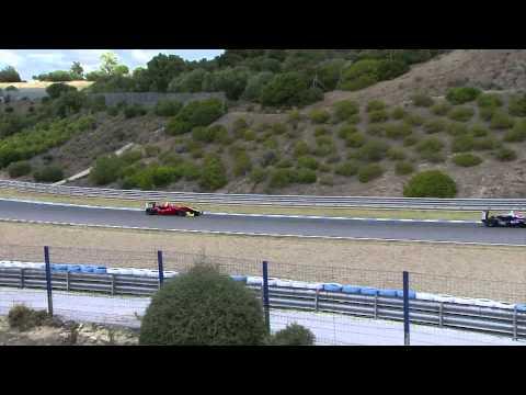 JEREZ Highlights Race 1-Euroformula Open 2014 ROUND 3 SPAIN-Alex Palou