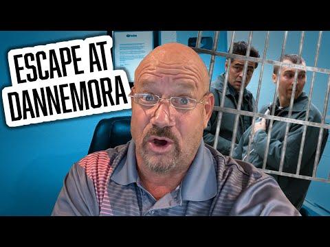 Ex Jewel Thief Larry Lawton Reviews Escape at Dannemora | 103 |