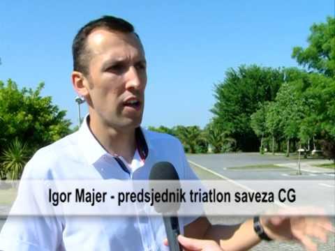 Igor Majer, II podgorički triatlon, najava